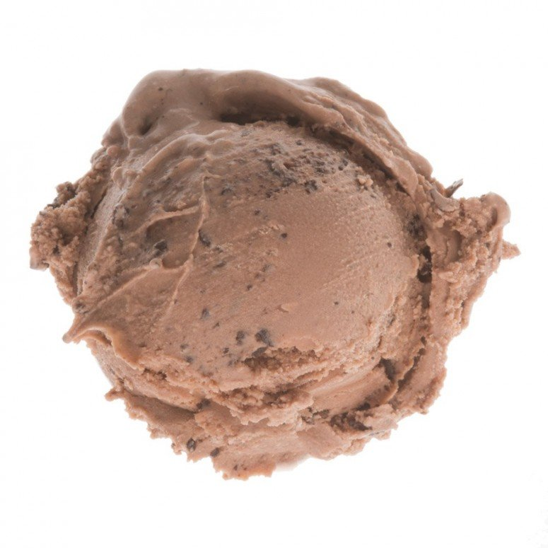 Keeney Beany Chocolate ice cream