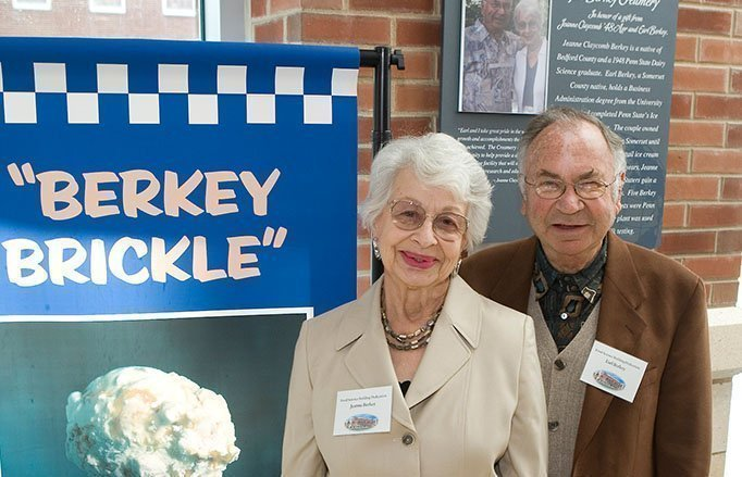 Berkey Milk Company Opens